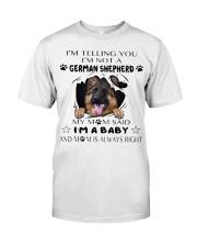 i'm Baby German Shepherd Classic T-Shirt thumbnail
