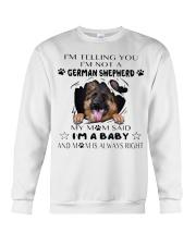 i'm Baby German Shepherd Crewneck Sweatshirt thumbnail