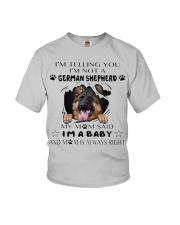 i'm Baby German Shepherd Youth T-Shirt thumbnail