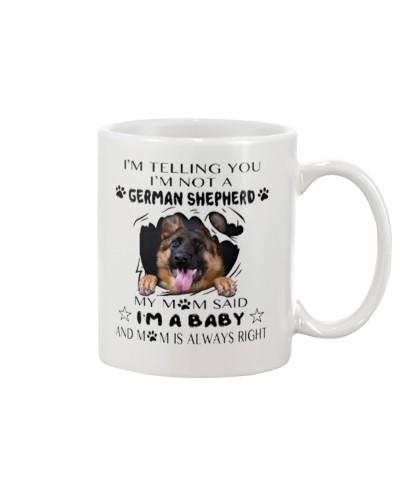 i'm Baby German Shepherd
