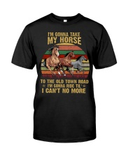 Old Town Road  Classic T-Shirt tile
