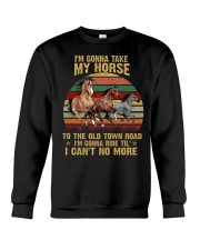 Old Town Road  Crewneck Sweatshirt tile