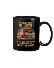Old Town Road  Mug tile