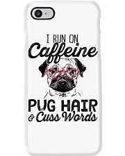 Pug Hair Phone Case thumbnail
