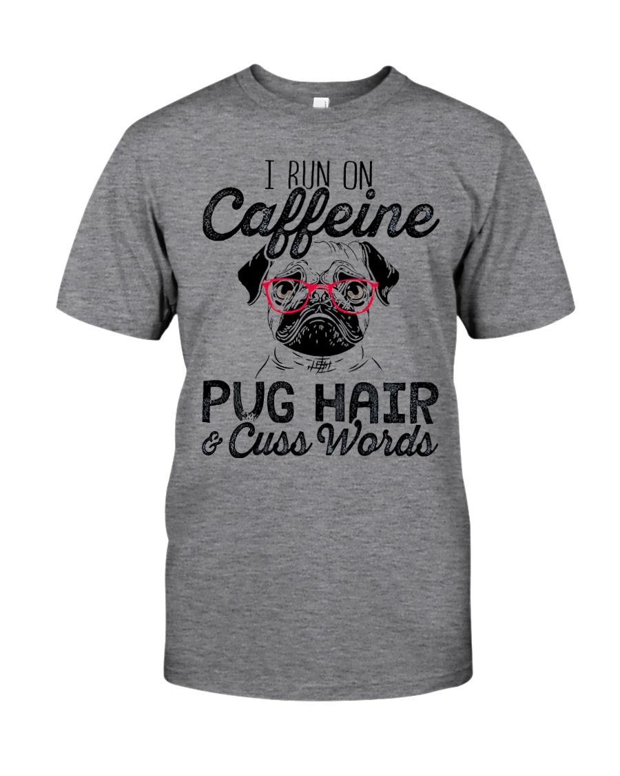 Pug Hair Classic T-Shirt