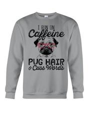 Pug Hair Crewneck Sweatshirt thumbnail