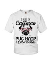 Pug Hair Youth T-Shirt thumbnail