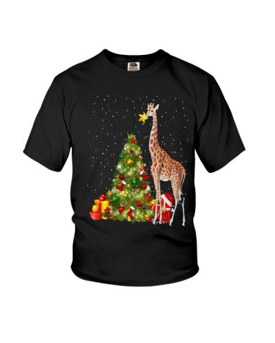 Giraffe Christmas