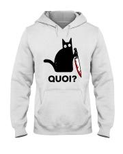 Chat Quoi  Hooded Sweatshirt thumbnail