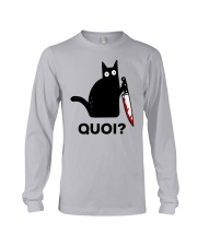 Chat Quoi  Long Sleeve Tee thumbnail