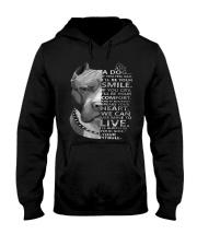 Pitbull Know Hooded Sweatshirt thumbnail
