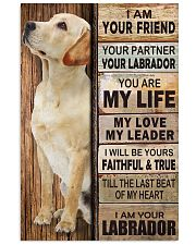 Labraodr Partner Life 11x17 Poster front