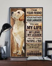 Labraodr Partner Life 11x17 Poster lifestyle-poster-2