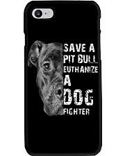 Save a Pitbull Phone Case thumbnail