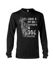 Save a Pitbull Long Sleeve Tee thumbnail