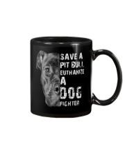 Save a Pitbull Mug thumbnail