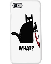 Cat What Hall Phone Case thumbnail