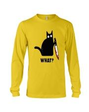 Cat What Hall Long Sleeve Tee thumbnail