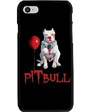 Pitbull Halloween  Phone Case thumbnail