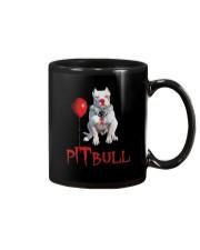 Pitbull Halloween  Mug thumbnail