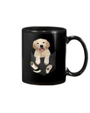 Golden Retriever Pocket Mug thumbnail
