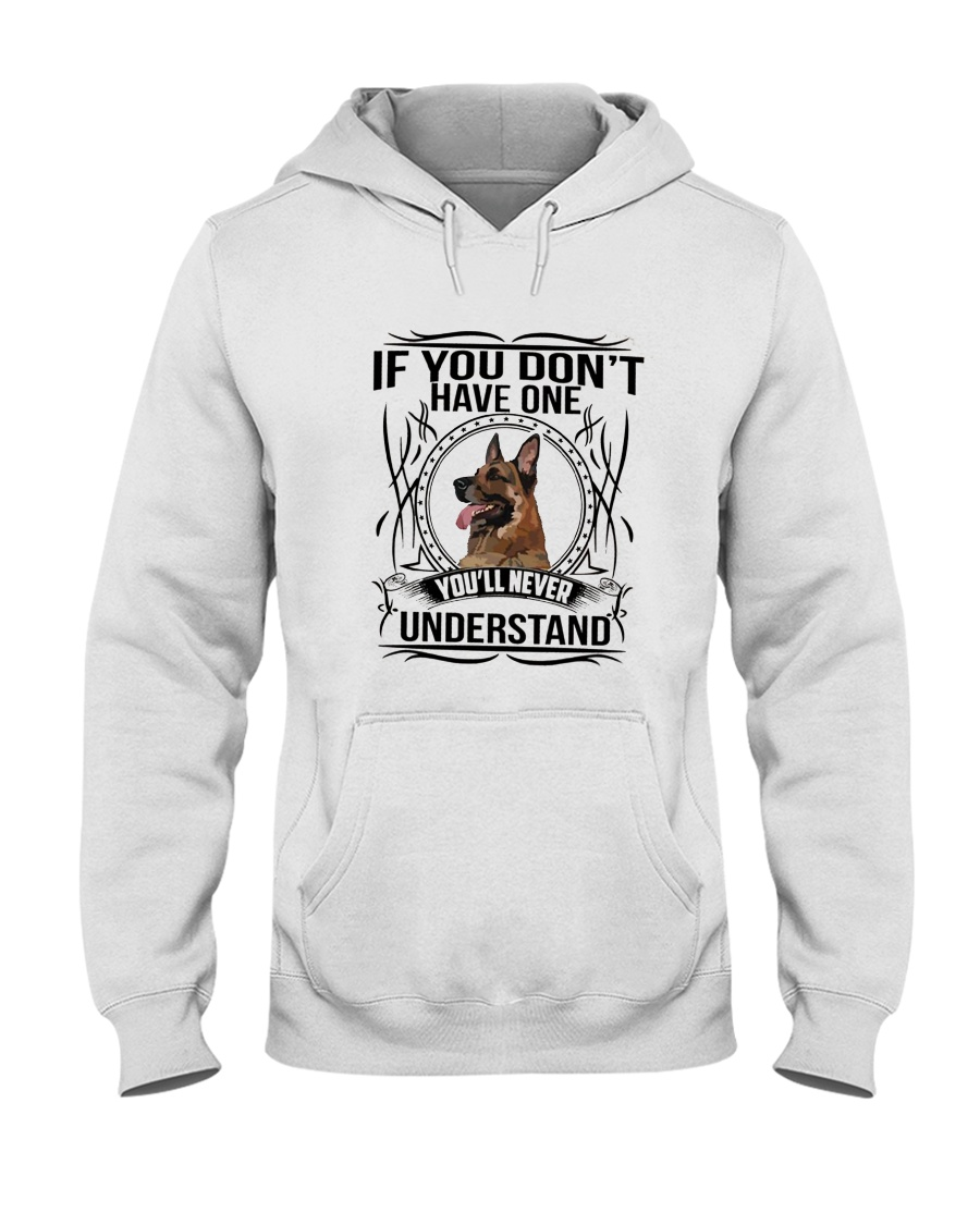 If You Have Gsd Hooded Sweatshirt