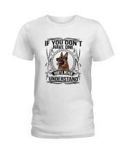 If You Have Gsd Ladies T-Shirt thumbnail