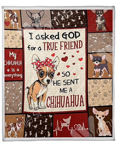 Chihuahua Friend Blanket