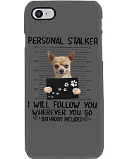Chihuahua Stalker  Phone Case thumbnail