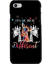 Giraffes Different Phone Case thumbnail
