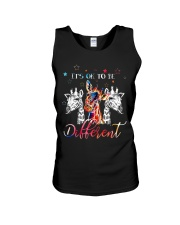 Giraffes Different Unisex Tank thumbnail