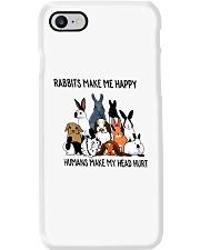 Rabbit Make Me Happy Phone Case thumbnail