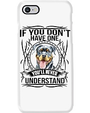 If You Dont Have Rottweiler Phone Case thumbnail