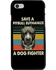 Save Pitbull Phone Case thumbnail