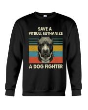 Save Pitbull Crewneck Sweatshirt thumbnail
