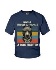 Save Pitbull Youth T-Shirt thumbnail