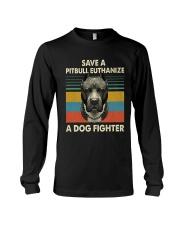 Save Pitbull Long Sleeve Tee thumbnail