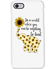 In A World Elephant Kind Phone Case thumbnail
