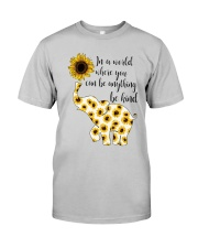 In A World Elephant Kind Classic T-Shirt front