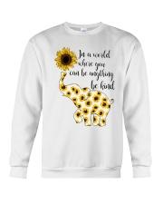 In A World Elephant Kind Crewneck Sweatshirt thumbnail