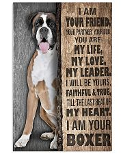 Boxer Your Friend Poster 11x17 Poster front
