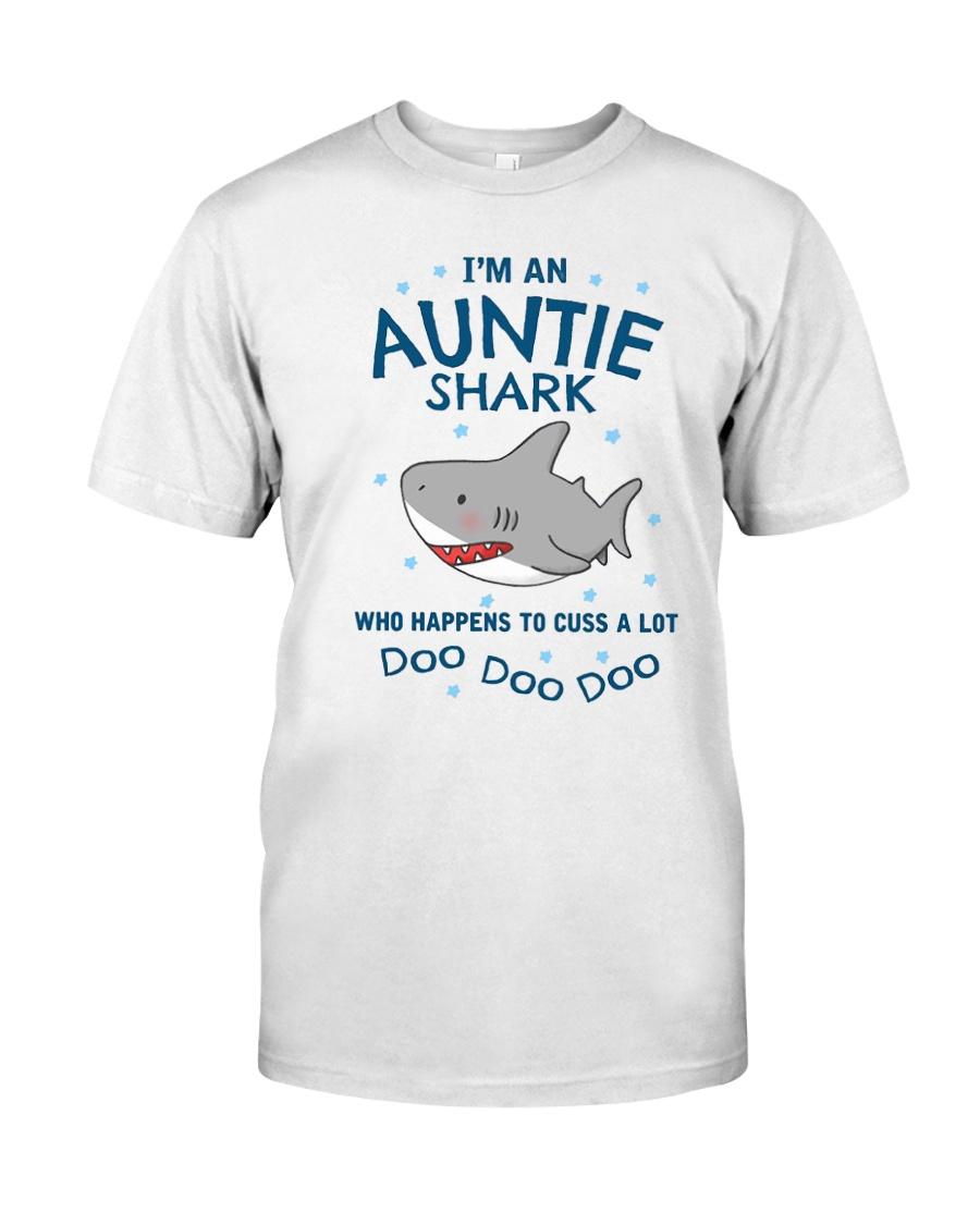 Shark Auntie Doo Classic T-Shirt