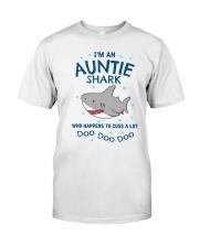 Shark Auntie Doo Classic T-Shirt front