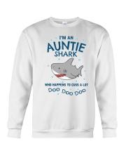 Shark Auntie Doo Crewneck Sweatshirt thumbnail