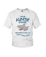 Shark Auntie Doo Youth T-Shirt thumbnail