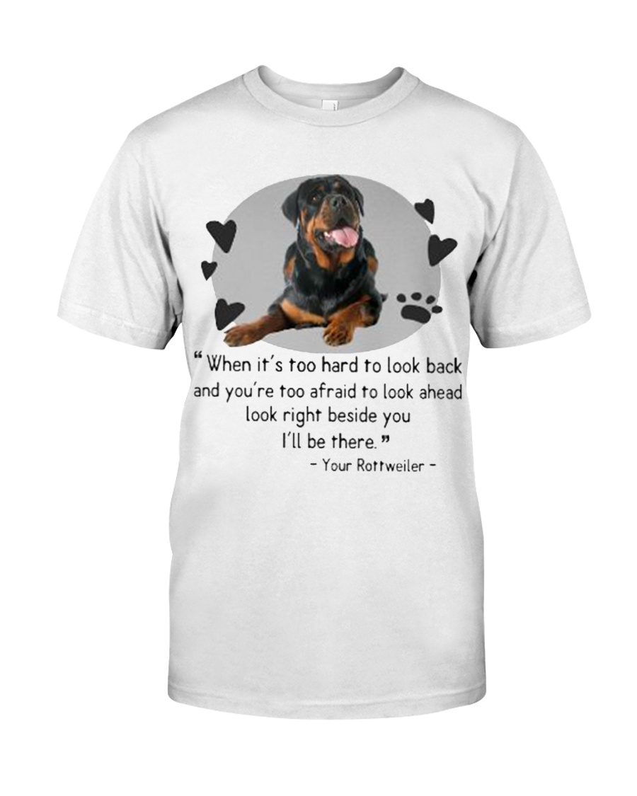 From Your Rottweiler Classic T-Shirt