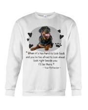 From Your Rottweiler Crewneck Sweatshirt thumbnail