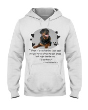 From Your Rottweiler Hooded Sweatshirt thumbnail