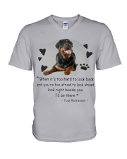 From Your Rottweiler V-Neck T-Shirt thumbnail