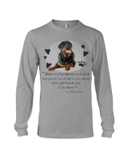 From Your Rottweiler Long Sleeve Tee thumbnail